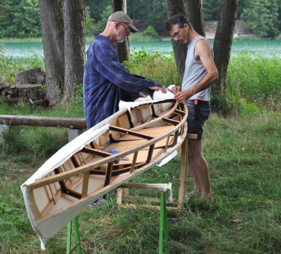 Kanu selbst bauen