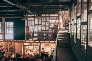 Atelier im KAOS Berlin